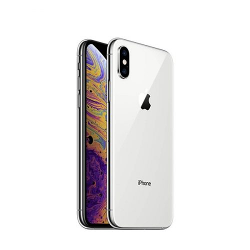 iPhone Xs Max 512GB - Ezüst