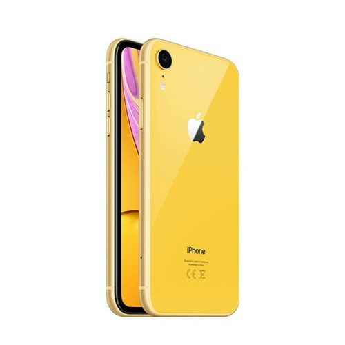 iPhone Xr 128GB - Sárga