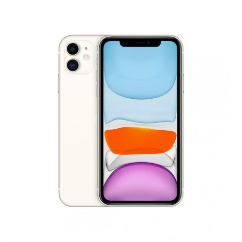 Apple iPhone 11 128GB - Fehér