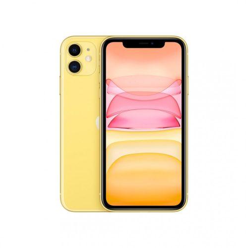 Apple iPhone 11 128GB - Sárga