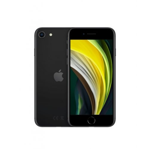 Apple iPhone SE 2020 128GB - Fekete
