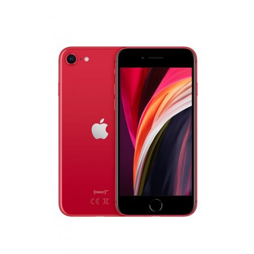 Apple iPhone SE 2020 128GB - Piros