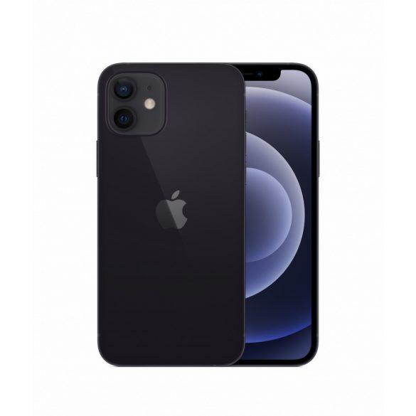 Apple iPhone 12 64GB - Fekete