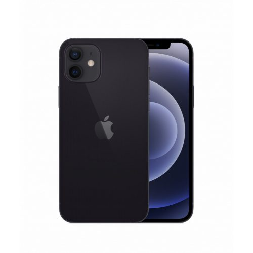 iPhone 12 128GB - Fekete