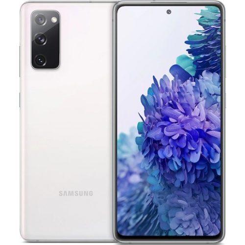 Samsung Galaxy S20 FE G780 - 256GB 8GB Dual - Fehér