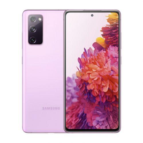 Samsung Galaxy S20 FE G781 5G - 256GB 8GB Dual - Levendula