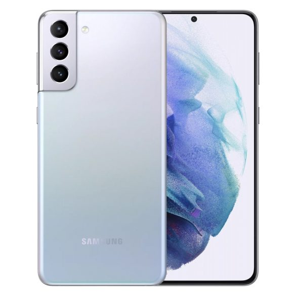 Samsung Galaxy S21+ G996 5G - 256GB 8GB Dual - Fantomezüst