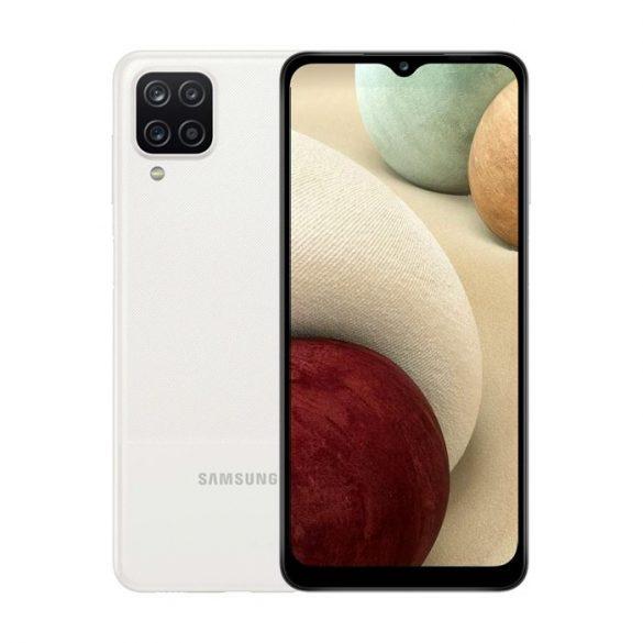 Samsung Galaxy A12 A125 - 128GB 4GB Dual - Fehér