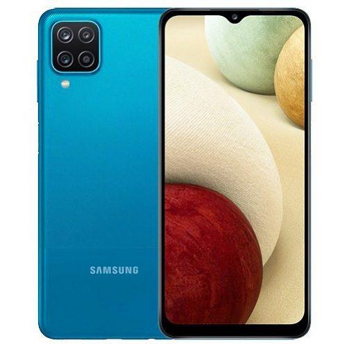 Samsung Galaxy A12 A125 - 128GB 4GB Dual - Kék