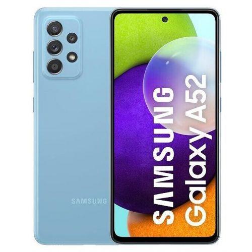 Samsung Galaxy A52 A526 5G - 128GB 6GB Dual - Király kék