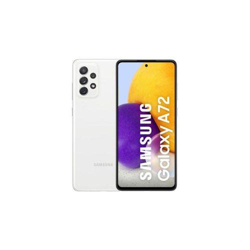 Samsung Galaxy A72 A725 LTE - 128GB 6GB Dual - Király fehér