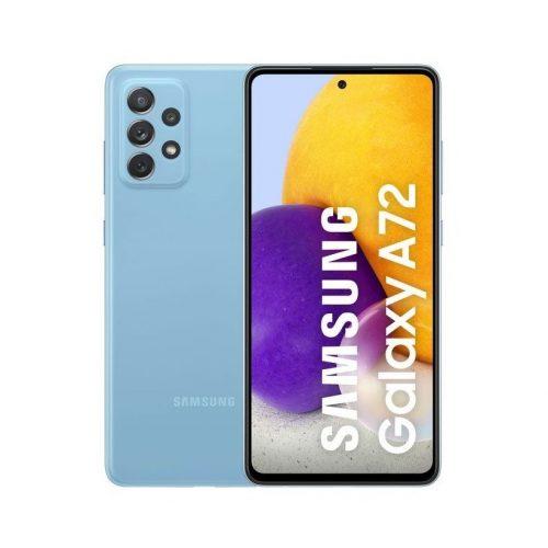 Samsung Galaxy A72 A725 LTE - 128GB 6GB Dual - Király kék