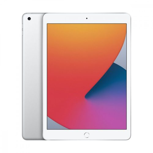 "Apple iPad 10.2"" 2020 32GB LTE - Ezüst"
