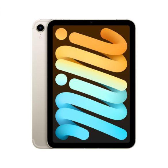 Apple iPad Mini 6 2021 256GB Wi-Fi + Cellular- Csillagfény