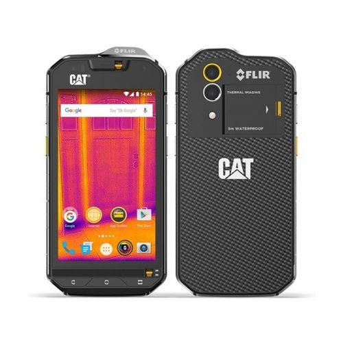 Caterpillar CAT S60 - 32GB 3GB Dual - Fekete