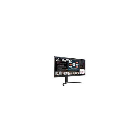 "LG 34WP550-B 34"" UltraWide™ 21:9 IPS HDR10 AMD Freesync monitor"