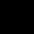 Funscreen univerzális mennyezeti konzol, 130 mm, fekete