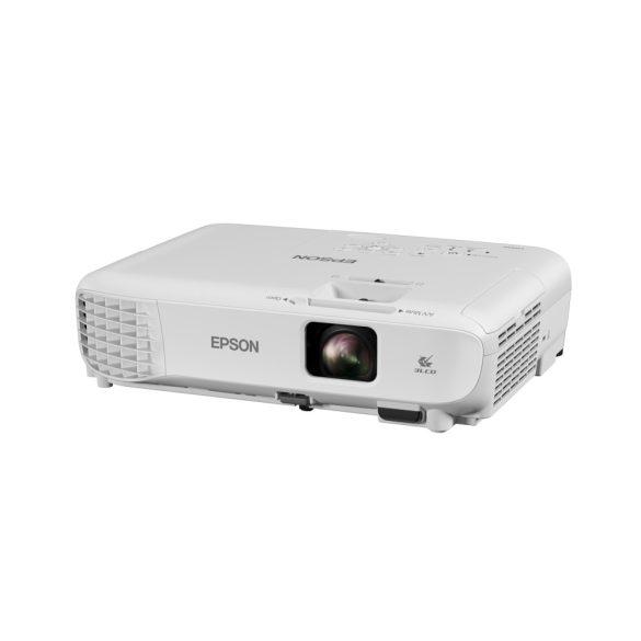 Epson EB-W06 asztali hordozható többcélú projektor, WXGA