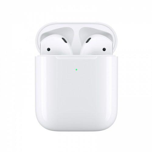 Apple Airpods 2 Töltőtokkal MV7N2
