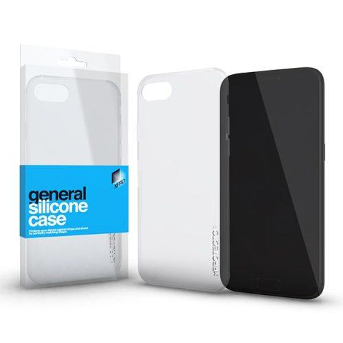 Silicone Case 0.33mm átlátszó szilikon tok