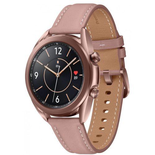 Samsung Galaxy Watch 3 41mm R850 - Misztikus Bronz