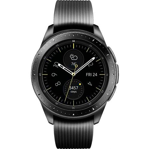 Samsung R810 Watch 42mm - Éjfekete